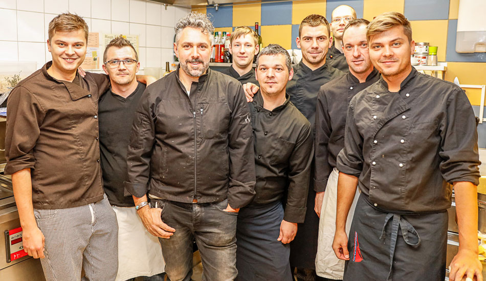 Guest chef Roland Trettl